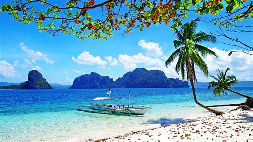 The Philippines is a paradise filled with many bounty islands.