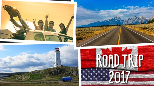USA and Canada - Alternative road trips for 2017