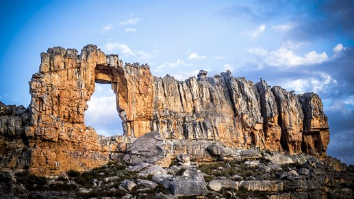 The stunning Wolfberg Arch, Cederberg - South Africa