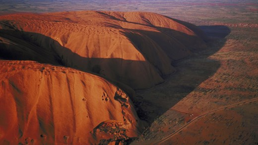 Ayers Rock in Australia is a must see.