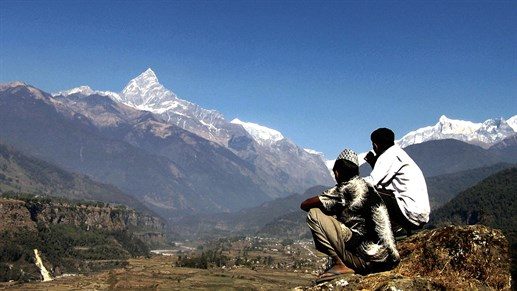 Explore the raw parts of Nepal by foot with KILROY travels