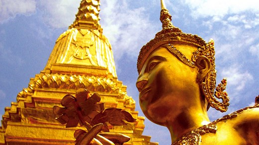 Discover Thailand's fascinating history and culture.