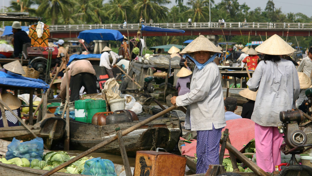 Cheap travel to Vietnam - backpacking with KILROY