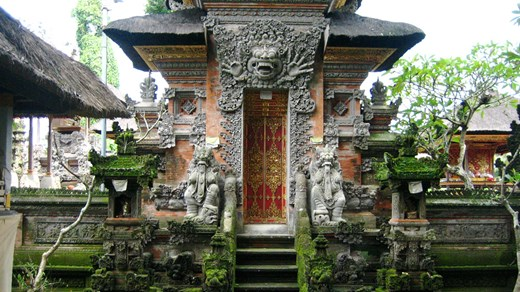 Discover the amazing temples in Bali