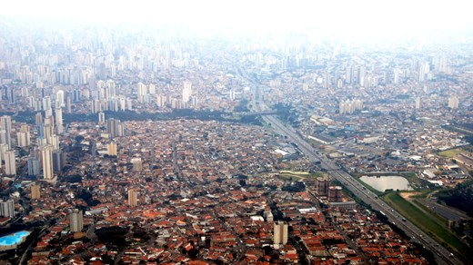 Travel to Sao Paolo, the biggest city in Brazil and South America!