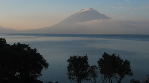 Guatemala has a total of 37 volcanoes, some of which are still active.