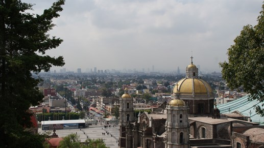 Overview of Mexico City