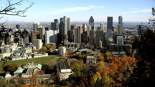 Enjoy life in Montreal - book your trip with KILROY!