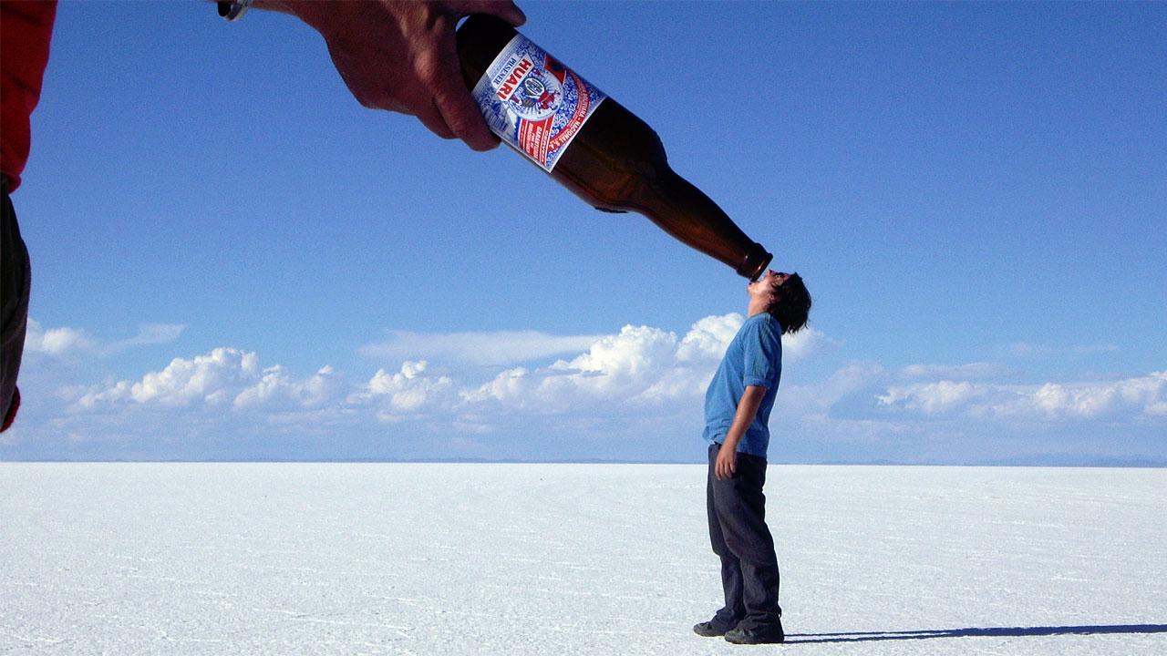 10 Awesome Salar De Uyuni Optical Illusions Travel Feed