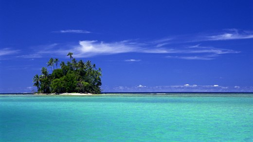 Beautiful, undiscovered nature awaits in Solomon Islands