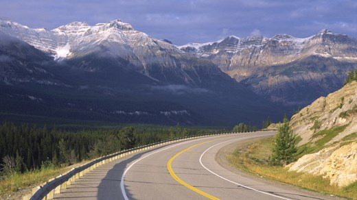 Take a road trip in the Northeastern States of USA and Canada