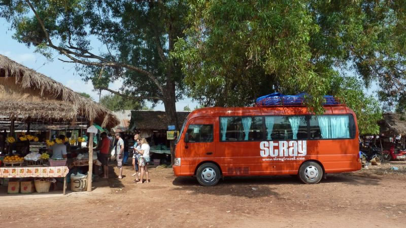 Stray buss passes in Thailand, Laos, Cambodia and Vietnam - Book bus pass in Asia - KILROY