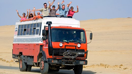 An adventure tour is the perfect start to longer backpacker trip