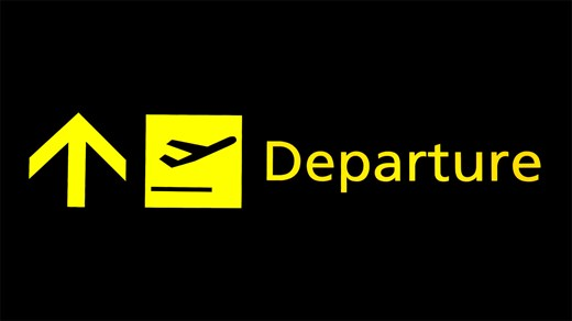 departure clipart - photo #12