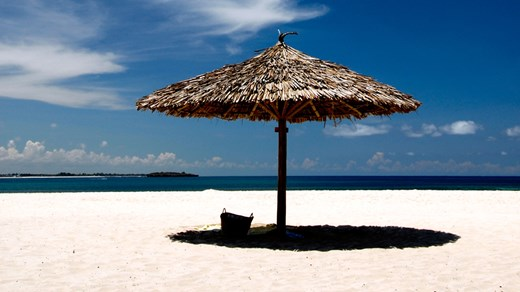 Relax on the beautiful beaches of Dar es Salaam