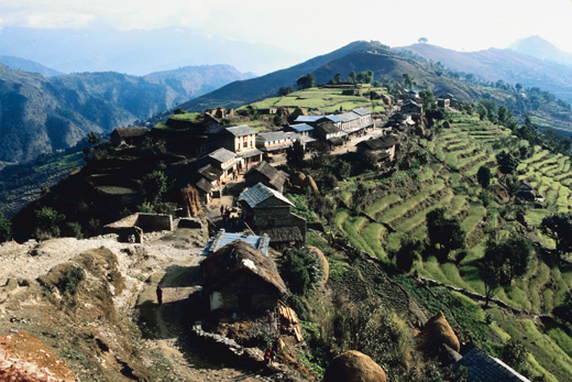 Trekking in Nepal with KILROY travels