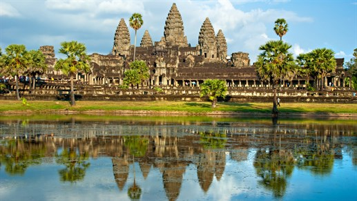 Experience Angkor Wat with KILROY travels