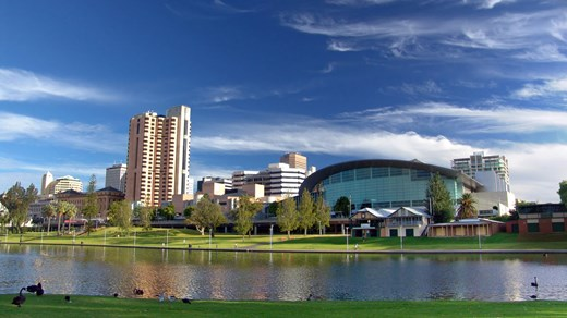 Adelaide is worth a visit when you travel through Southern Australia