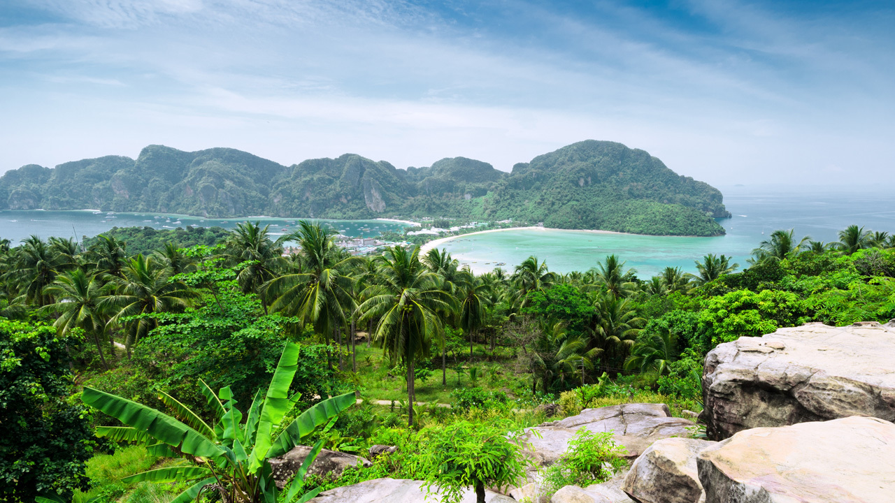 Cheap Travel To Phi Phi Islands Backpacking With Kilroy