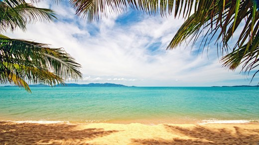 Koh Samet - The exotic blue ocean of Koh Samet