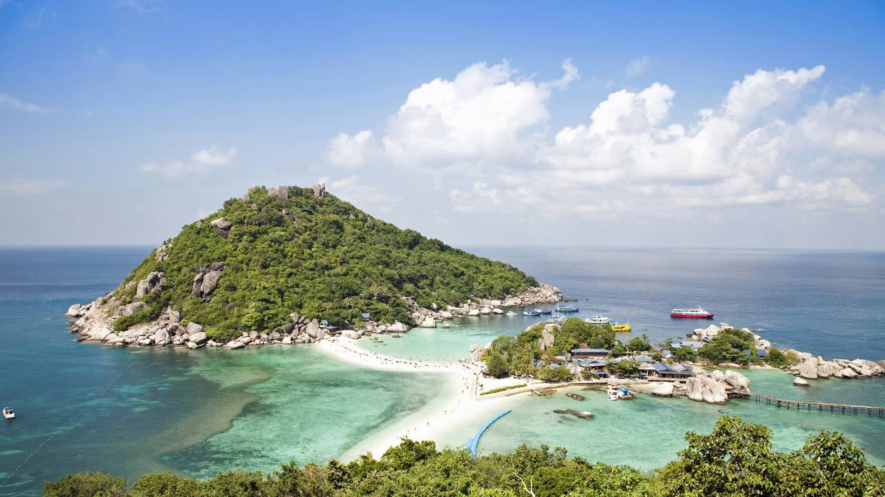 Cheap Travel To Koh Tao Thailand Backpacking With Kilroy