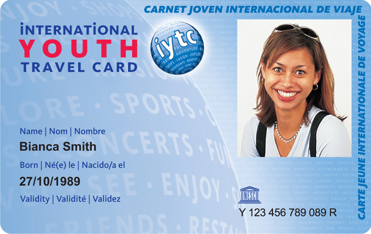 International Youth Travel Card Europe