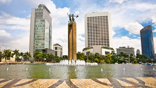 Make a stop in Jakarta on your Asian adventure