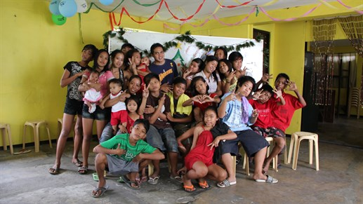 Volunteering -phillipines