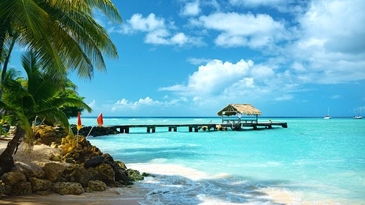 Trinidad and Tobago are perfect for a relaxing holiday