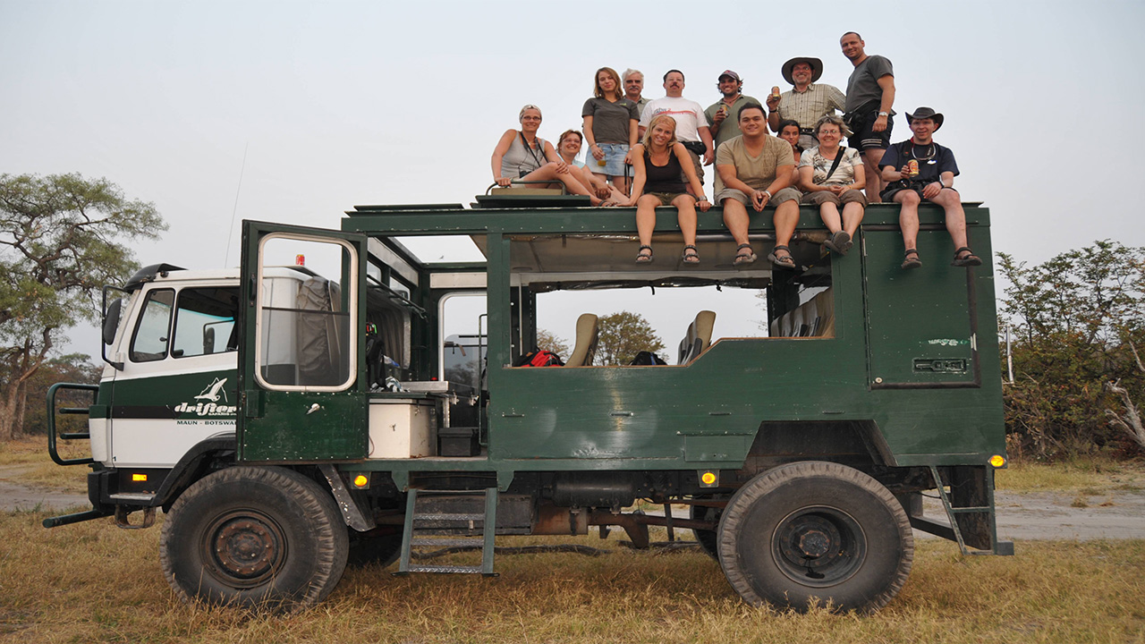 Overlanding Overland Tours Off The Beaten Track Kilroy