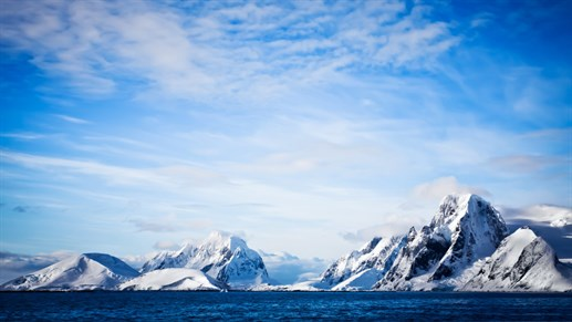 A cruise to Antarctica offers scenery unlike anywhere else