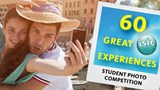 60 Great ISIC Experiences - Student photo competition