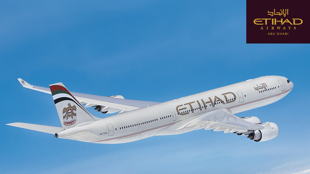 Etihad Airways Kilroy