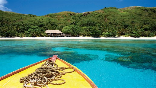 Travel to Fiji and enjoy cool adventures