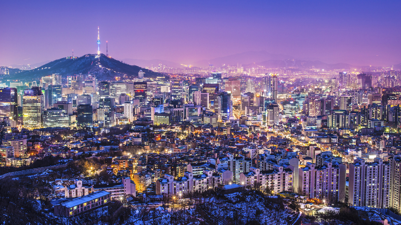 Seoul - richest cities in the world