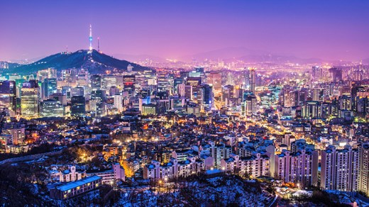 Seoul is an enormous city and deserves at least a few days