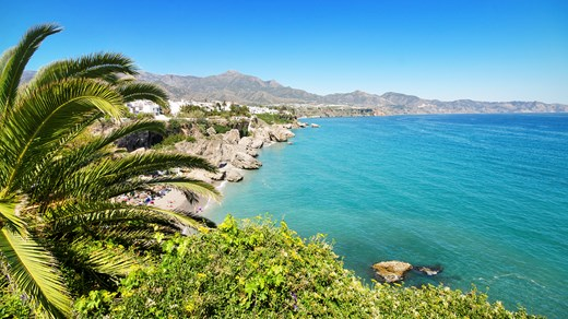 Malaga and Costa del Sol is a popular tourist destination