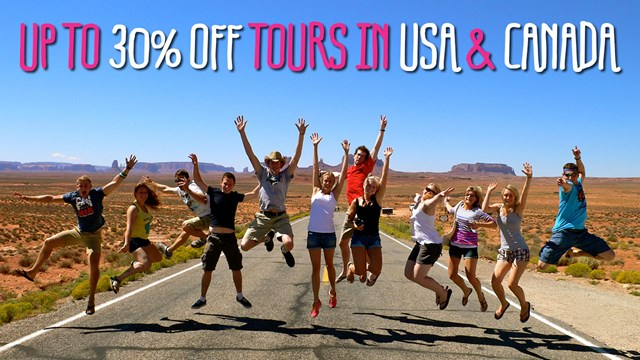 USA and Canada tours