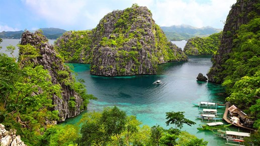 Get started with your holiday in the Philippines - KILROY