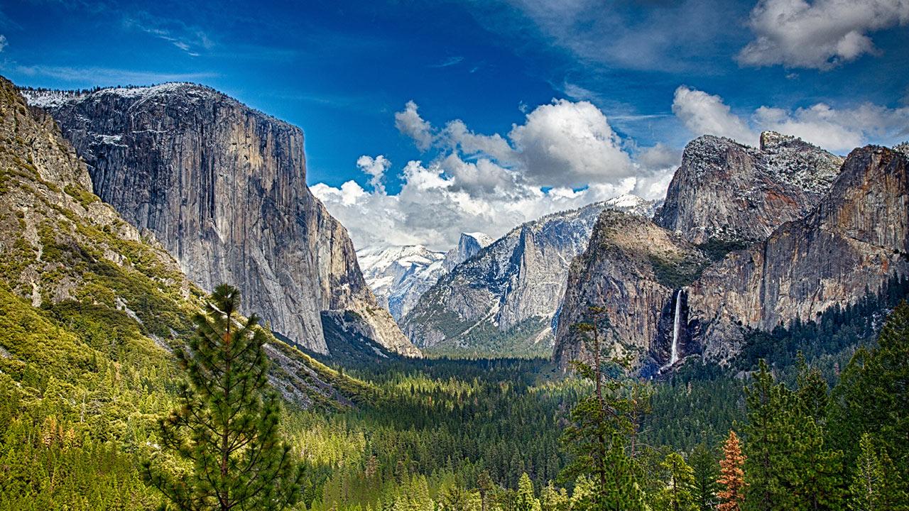 Yosemite National Park Backpacking With Kilroy