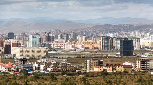 ulaanbaatar the capital city of mongolia The average monthly temperature and precipitation in ulaanbaatar , the capital of mongolia months normal warmest coldest precipitation.