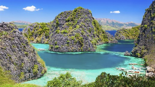 Palawan is the most beautiful island in the world - Travel to the Philippines