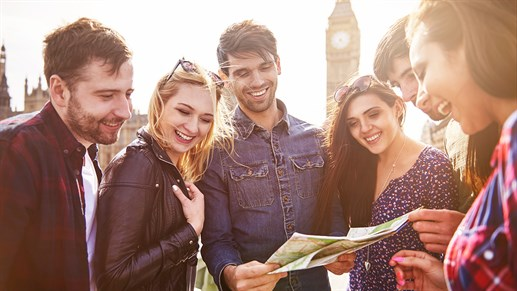 English courses in England